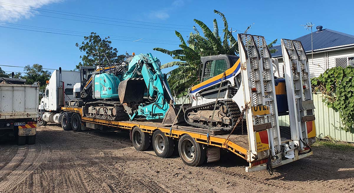 Earthmoving specialists Brisbane