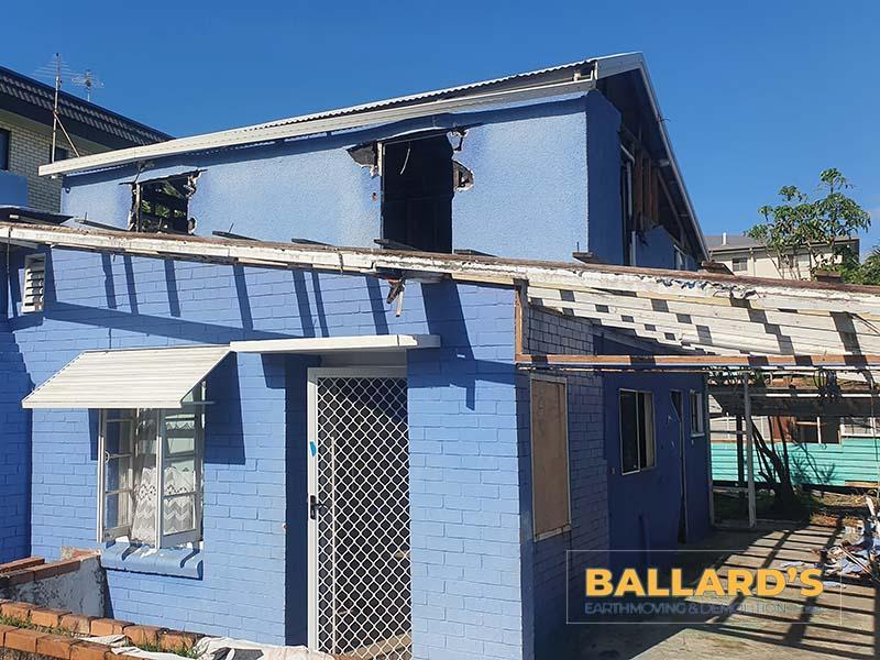Demolition – Woorim, Bribie Island
