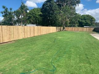laying of new lawn landscaping donnybrook