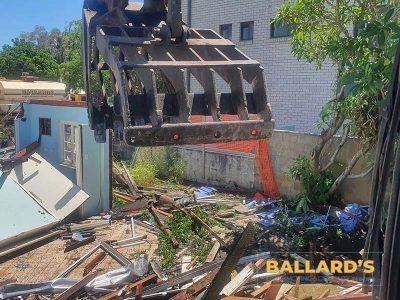 House Demolition Bribie Island