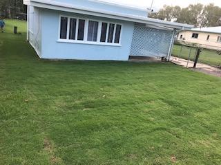 landscaping new turf Donnybrook
