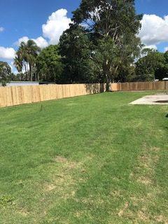 New turf laid Donnybrook