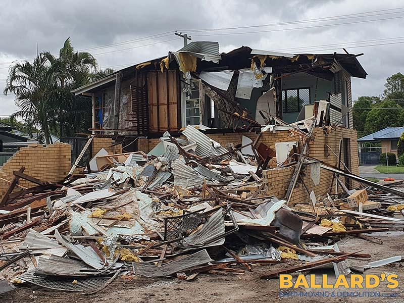 Demolition – Banyo