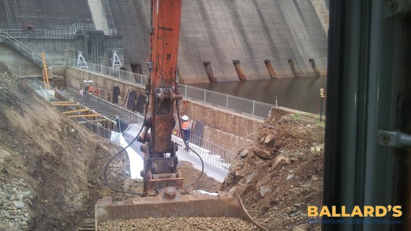 complex infrastructure earthworks
