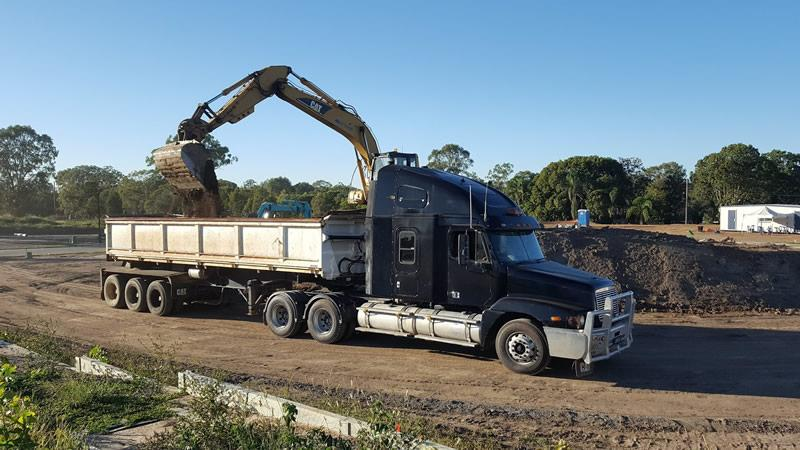 rubbish removal from site north brisbane