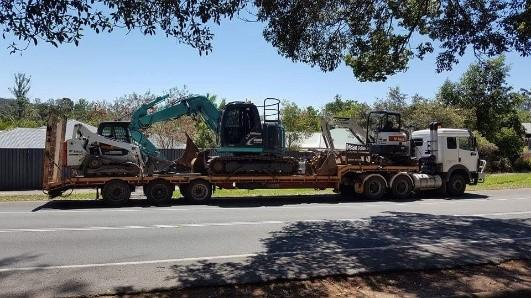Float haulage Brisbane