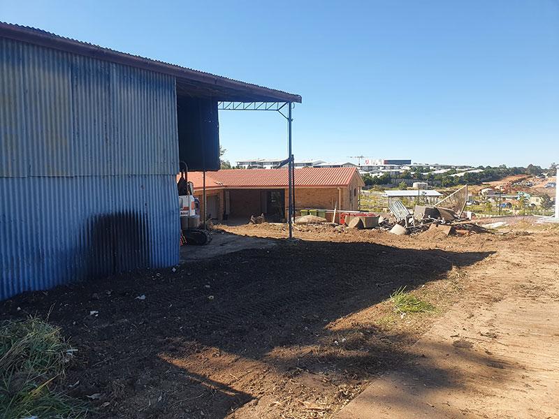 shed demolition service brisbane
