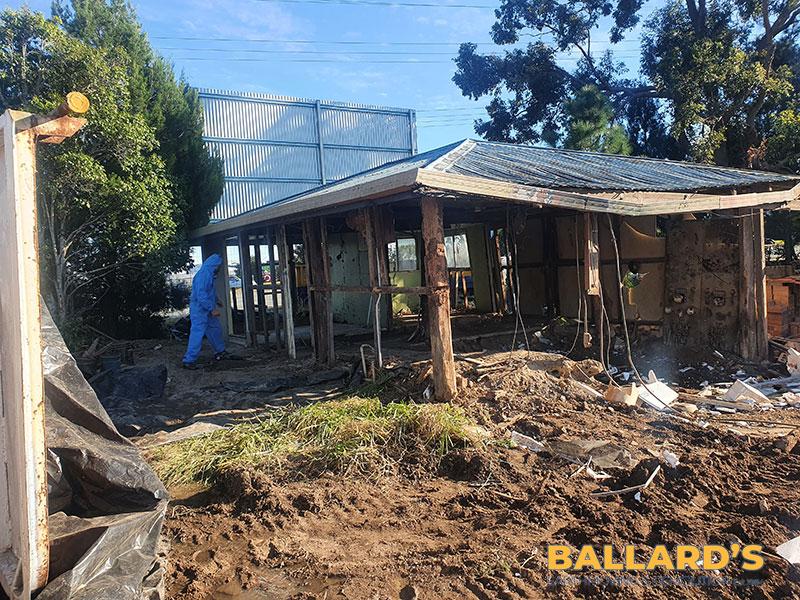 house demolition land clearing brisbane