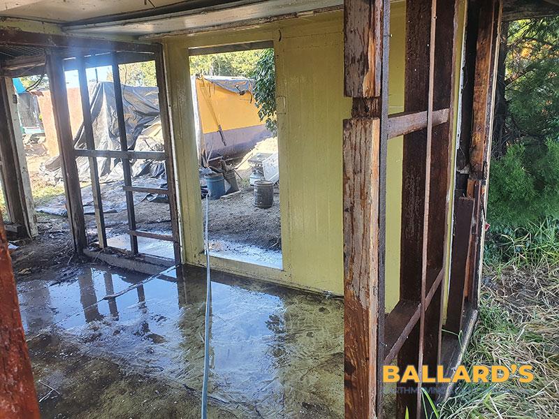 building shed demolition brisbane