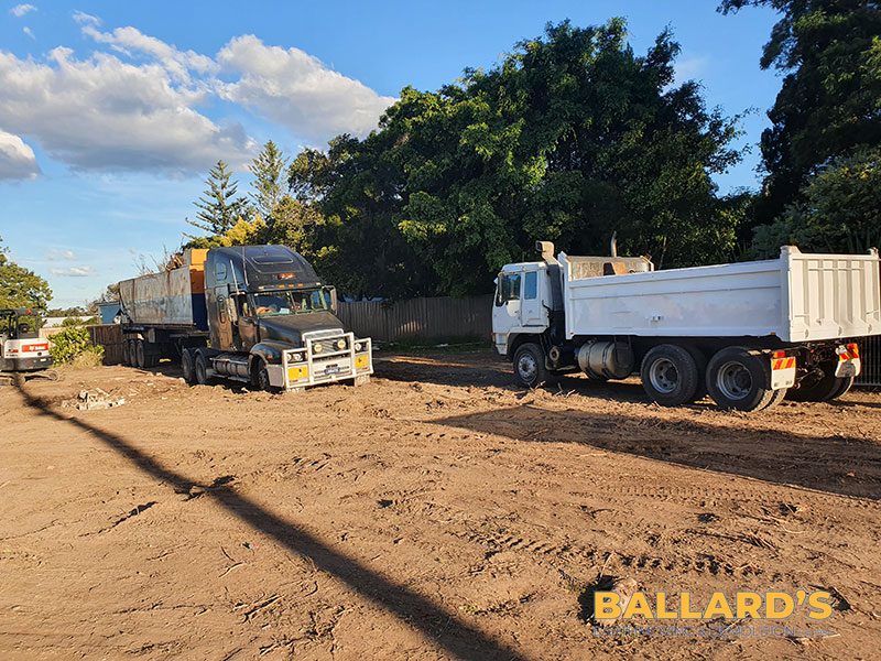 site clearing scrub and buildings brisbane
