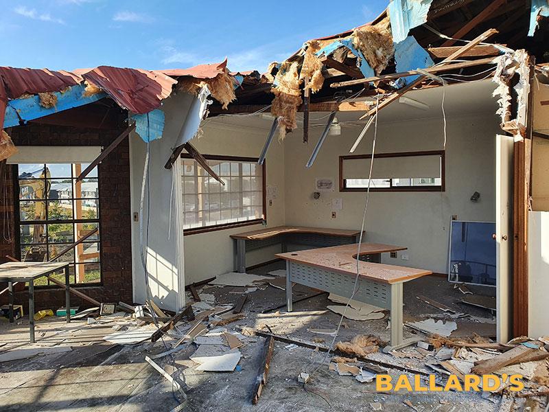 building demolition service brisbane