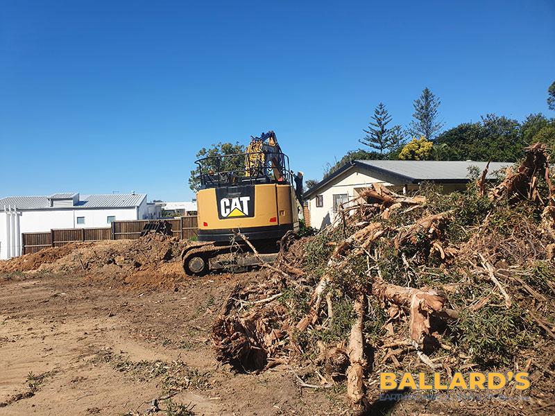 site clearing including scrub brisbane