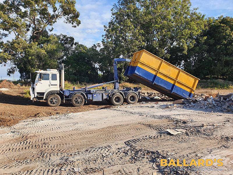 demolition clean up service brisbane