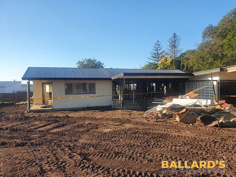 house demolition specialists Brisbane