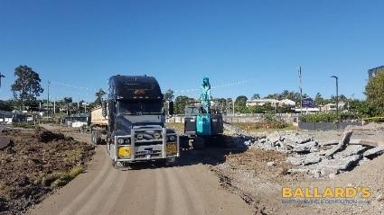 demolition cartage service brisbane