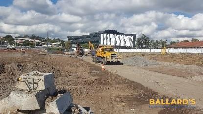 demolition subcontractor