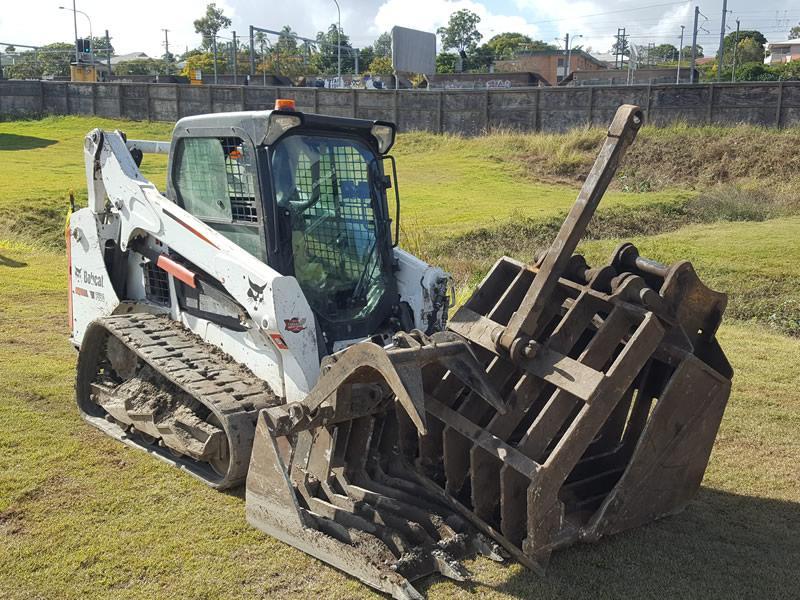 Earthmoving Equipment Hire Brisbane