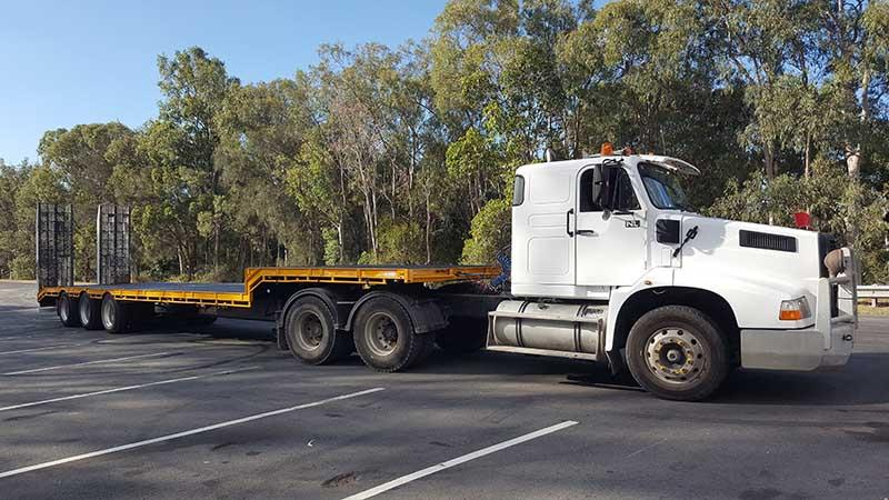 Float Haulage Truck Brisbane