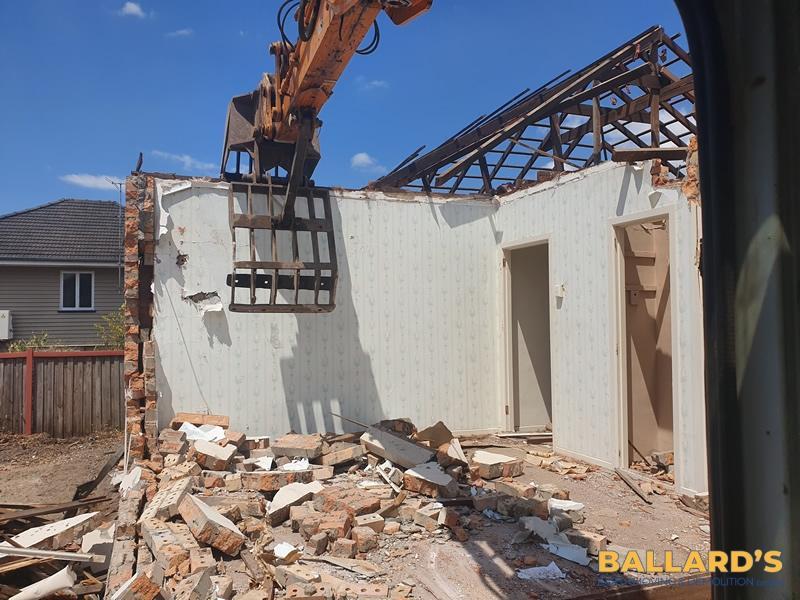 Demolition – Everton Park
