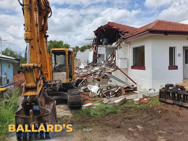 House Demolition kedron