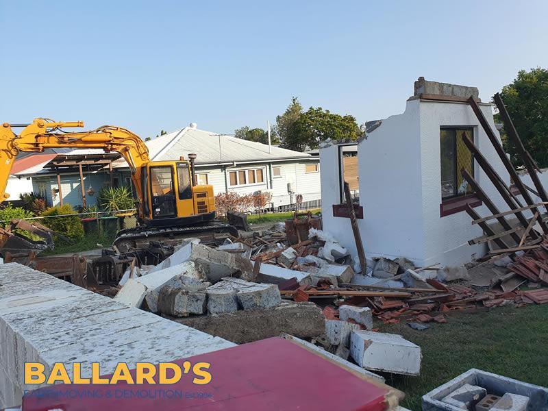 House Demolition brisbane