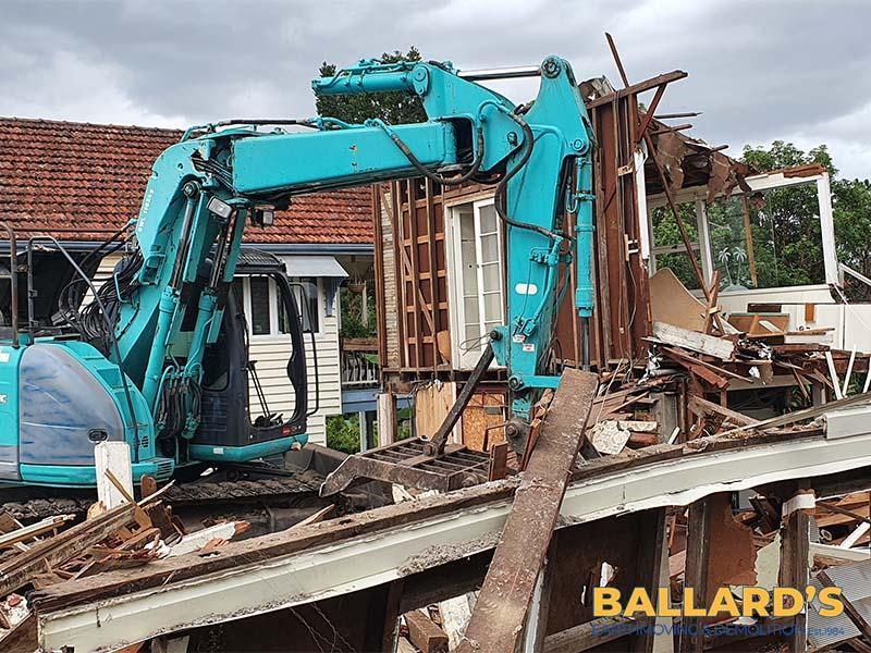 Demolition – Ashgrove