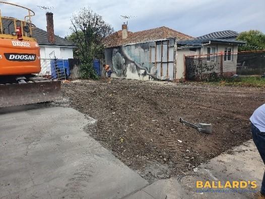 demolition contractor