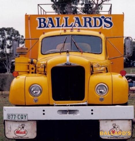 History of Ballard's