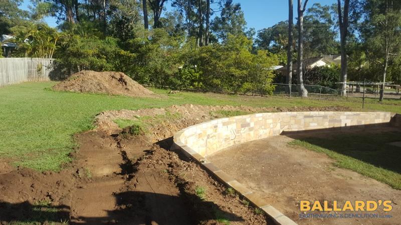 overland flow drainage service