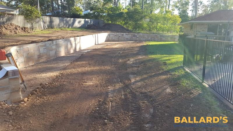 overland flow drainage