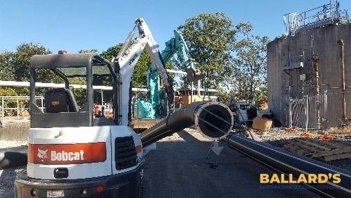 earthworks services north brisbane