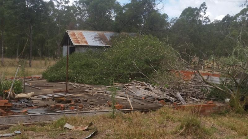 Shed Site Clearing Brisbane