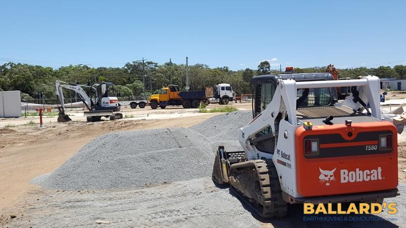 Subdivision Excavations Brisbane