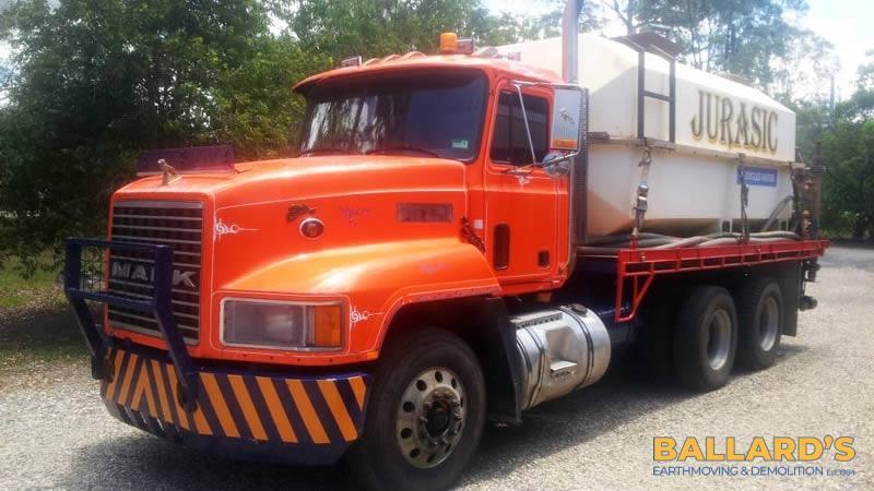 water haulage service brisbane